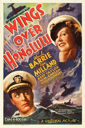 Wings Over Honolulu - Movie Poster (thumbnail)