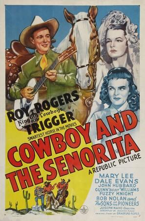 Cowboy and the Senorita - Movie Poster (thumbnail)