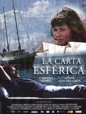 Carta esfèrica, La - Spanish Movie Poster (thumbnail)