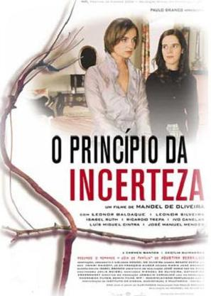 O Princípio da Incerteza - Portuguese Movie Poster (thumbnail)