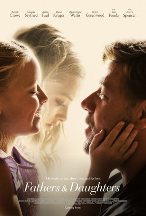 Fathers and Daughters - Movie Poster (thumbnail)