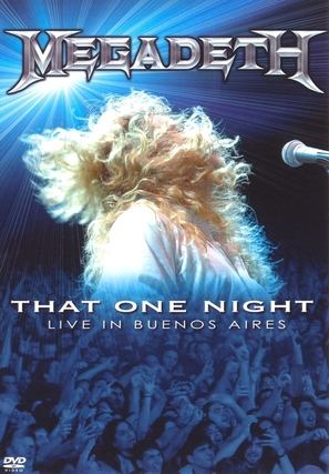 Megadeth: That One Night - Live in Buenos Aires - Movie Cover (thumbnail)
