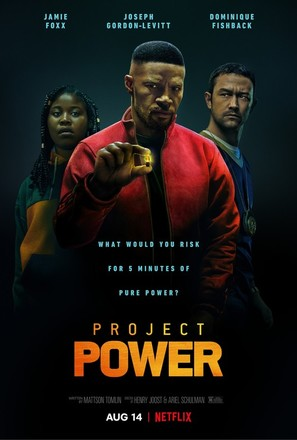 Project Power - Movie Poster (thumbnail)