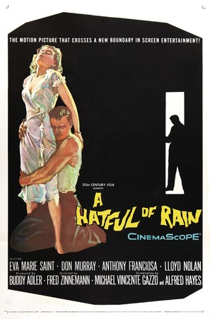 A Hatful of Rain - Movie Poster (thumbnail)