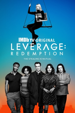 """""""Leverage: Redemption"""" - Movie Poster (thumbnail)"""