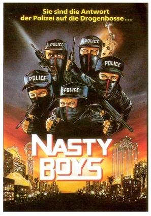 """Nasty Boys"" - German Movie Poster (thumbnail)"