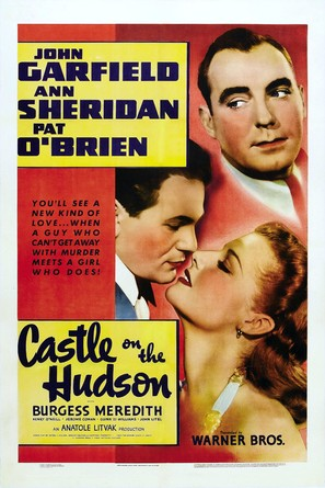 Castle on the Hudson - Movie Poster (thumbnail)