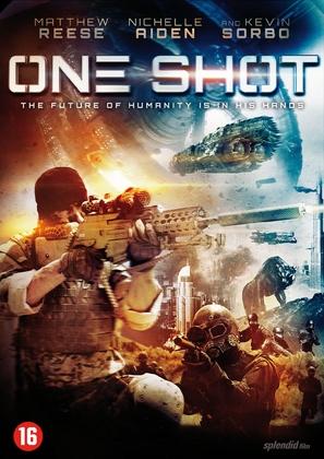 One Shot - Dutch DVD cover (thumbnail)