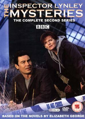 """""""The Inspector Lynley Mysteries"""" - British DVD movie cover (thumbnail)"""