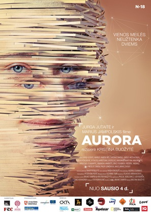 Aurora - Lithuanian Movie Poster (thumbnail)
