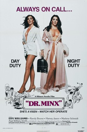 Dr. Minx - Theatrical poster (thumbnail)
