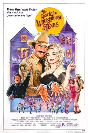 The Best Little Whorehouse in Texas - Movie Poster (thumbnail)