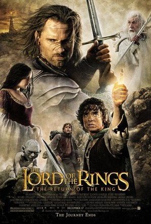 The Lord of the Rings: The Return of the King - Movie Poster (thumbnail)