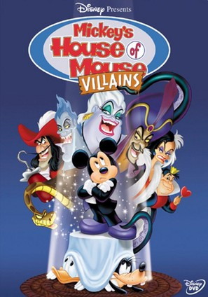 """""""House of Mouse"""" - DVD movie cover (thumbnail)"""