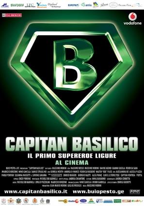 Capitan Basilico - Italian Movie Poster (thumbnail)