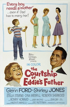 The Courtship of Eddie's Father - Movie Poster (thumbnail)