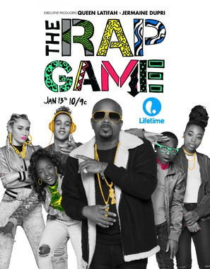 """""""The Rap Game"""" - Movie Poster (thumbnail)"""