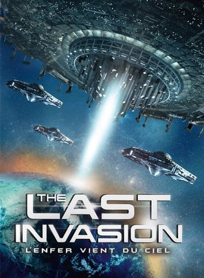 Invasion Roswell - French DVD movie cover (thumbnail)