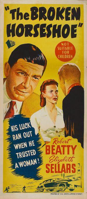 The Broken Horseshoe - Australian Movie Poster (thumbnail)