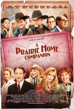 A Prairie Home Companion - Theatrical movie poster (thumbnail)