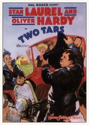 Two Tars - Movie Poster (thumbnail)