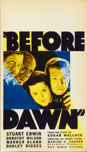 Before Dawn - Movie Poster (thumbnail)