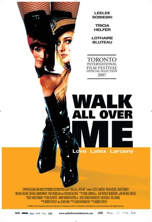 Walk All Over Me