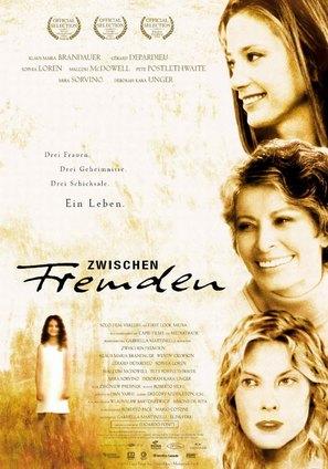 Between Strangers - German Movie Poster (thumbnail)