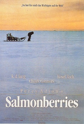Salmonberries - German Movie Poster (thumbnail)