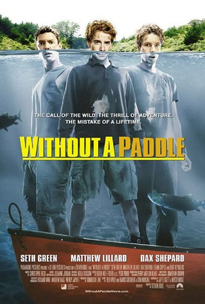 Without a Paddle: Nature's Calling - Movie Poster (thumbnail)