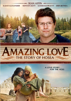 Amazing Love - DVD movie cover (thumbnail)