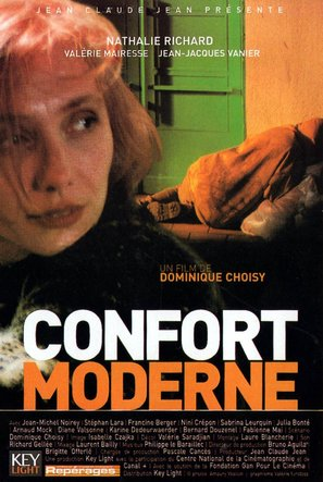 Confort moderne - French Movie Poster (thumbnail)