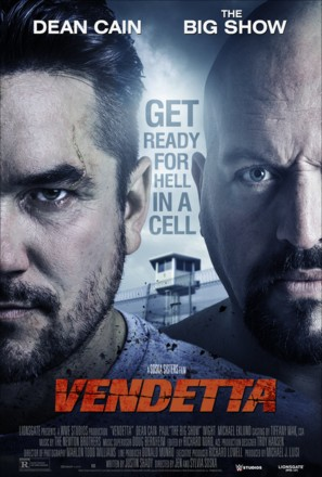 Vendetta - Movie Poster (thumbnail)