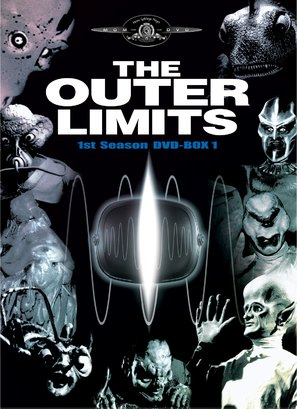 """The Outer Limits"" - DVD movie cover (thumbnail)"