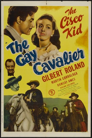 The Gay Cavalier - Movie Poster (thumbnail)