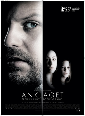 Anklaget - Danish Theatrical movie poster (thumbnail)