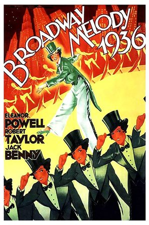 Broadway Melody of 1936 - Movie Poster (thumbnail)