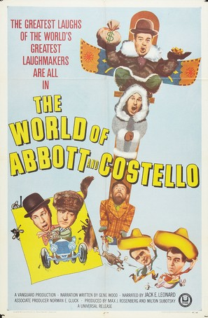 The World of Abbott and Costello - Movie Poster (thumbnail)