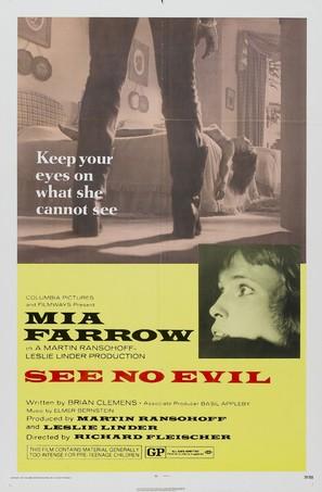 Blind Terror - Movie Poster (thumbnail)