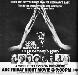 Look What's Happened to Rosemary's Baby - poster (thumbnail)