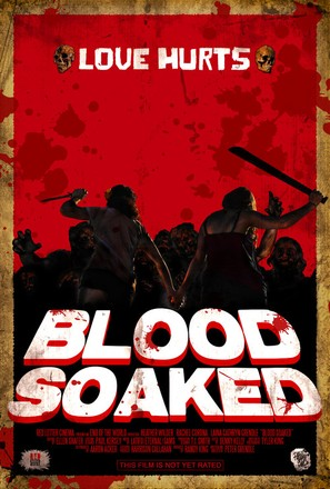 Blood Soaked - Movie Poster (thumbnail)