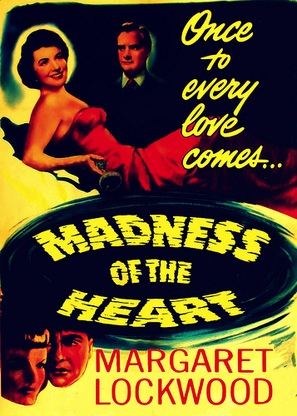 Madness of the Heart - Movie Poster (thumbnail)