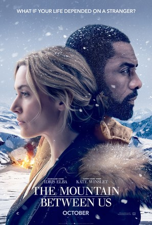 The Mountain Between Us - Movie Poster (thumbnail)