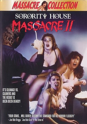 Sorority House Massacre II - Movie Cover (thumbnail)