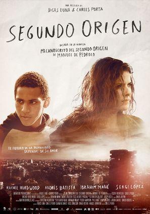 Segon origen - Spanish Movie Poster (thumbnail)