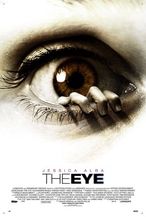The Eye - Movie Poster (thumbnail)
