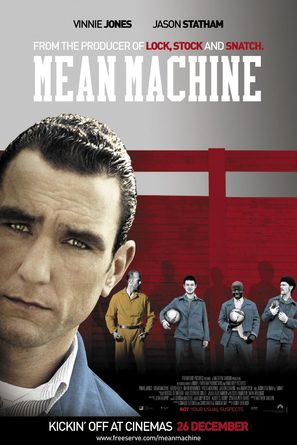 Mean Machine - Movie Poster (thumbnail)