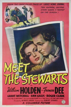 Meet the Stewarts - Movie Poster (thumbnail)