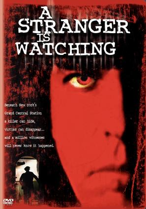 A Stranger Is Watching - DVD movie cover (thumbnail)