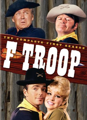 """F Troop"" - DVD movie cover (thumbnail)"